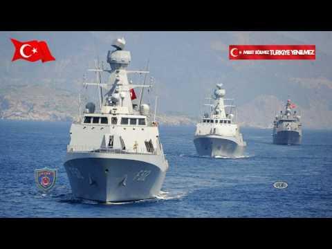 CORVETTE CLASS BATTLESHIPS TURKISH NAVAL FORCE TCG 511 512