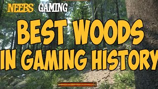 Kingdom Come Deliverance Gameplay  -  BEST WOODS IN GAMING HISTORY!
