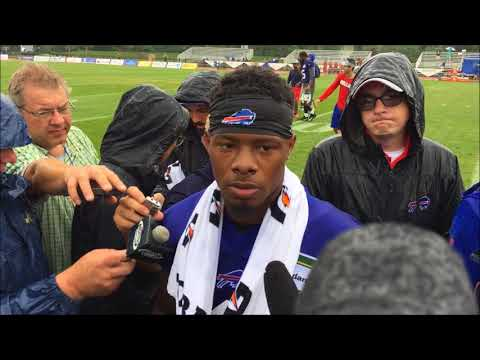 Buffalo Bills' Corey Coleman speaks to media for first time since trade