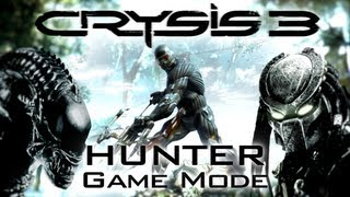 Crysis 3: Hunting the Hunters - 1080p PC Gameplay