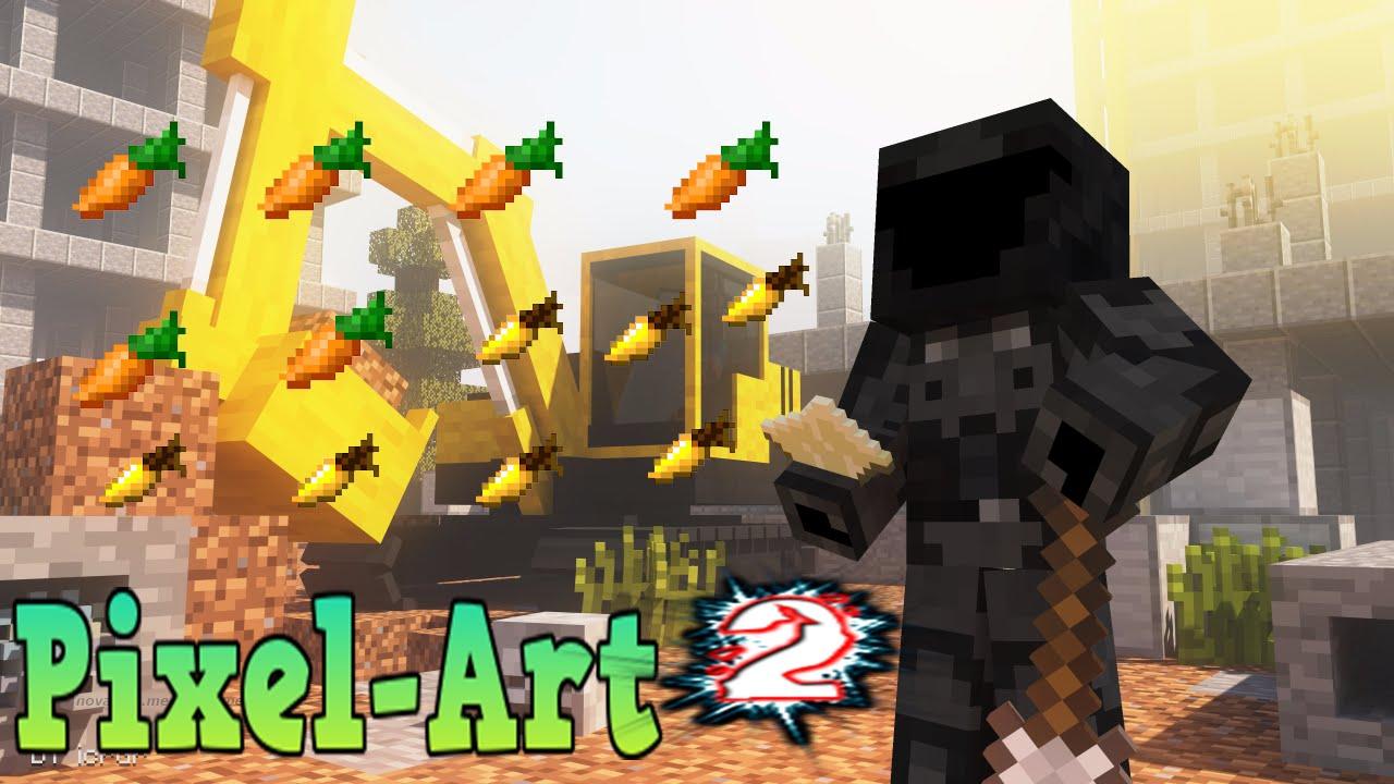 Pixel Art Como Hacer Una Zanahoria D 2d Youtube Visualizza altre idee su punto croce, pokemon, punti. pixel art como hacer una zanahoria d