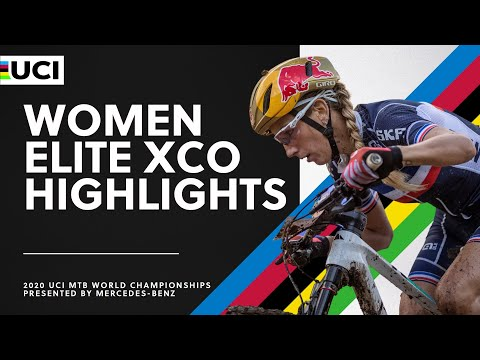 Women Elite XCO Highlights | 2020 UCI MTB World Championships