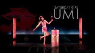 Hey everyone. It's your Saturday Weather Girl, Umi. Watch these ver...
