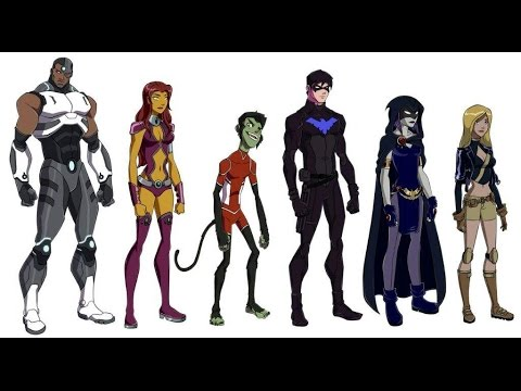 Young Justice Season 3 Confirmed! - YouTube Young Justice Season 3 Characters List