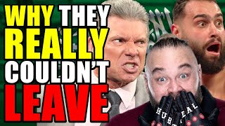 Real Reason Why WWE Wrestlers REALLY COULDN'T Leave Saudi Arabia! (Vince Was FURIOUS)