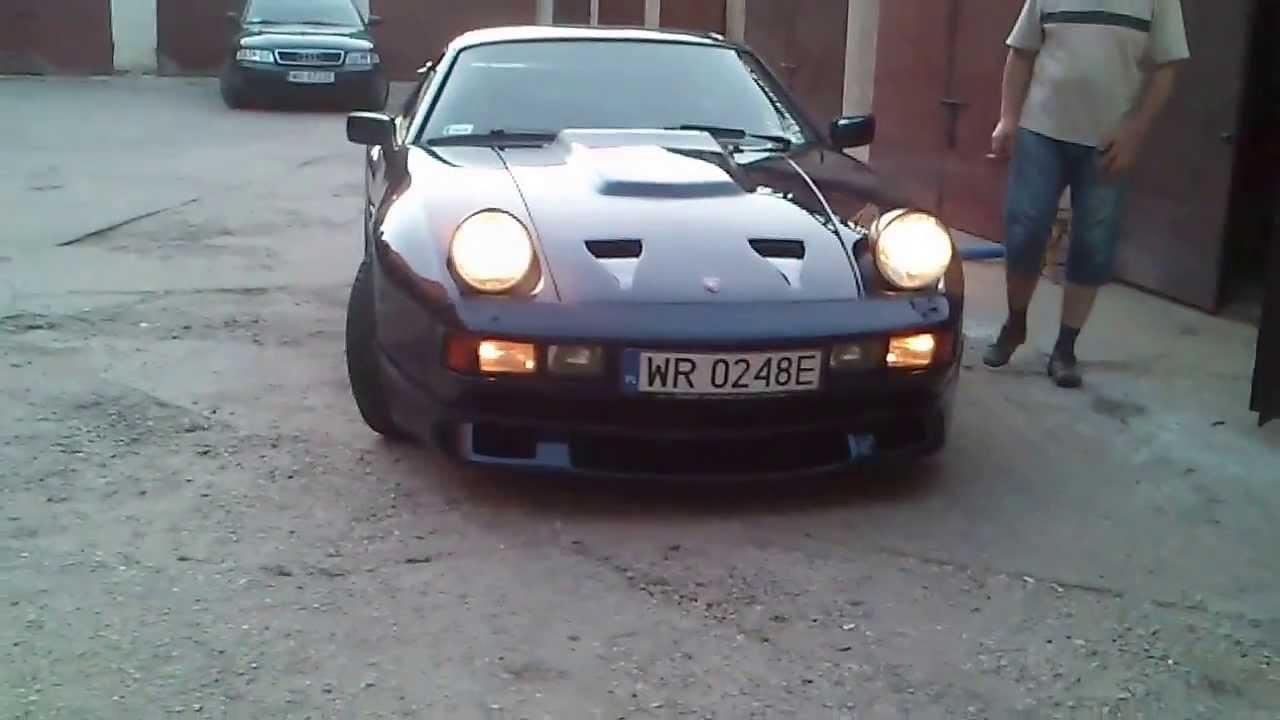 Porsche 928 S Strosek Youtube