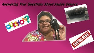 Video Answering your Question's  About Amkov Camera download MP3, 3GP, MP4, WEBM, AVI, FLV Agustus 2018