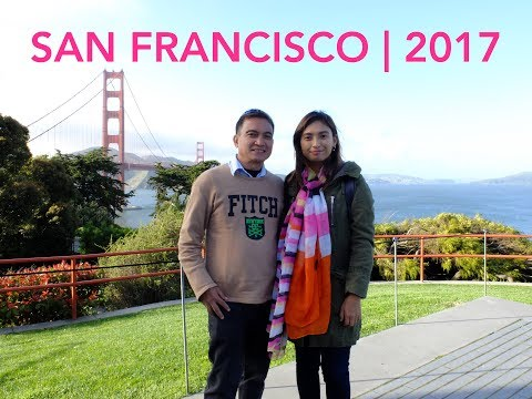 USA (San Francisco, California) Travel Diary | 2016