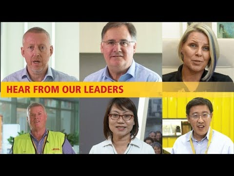 DHL Supply Chain Asia Pacific #GreatPlaceforGraduates – Hear from our Leaders
