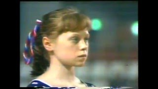 Gymnastics - 1977 - Womens World Championships -  USSR Elena Mukhina & Maria Filatova
