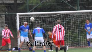 Araklı Veteranlar futbol turnuvası Slaytı -1 ( 2014 )