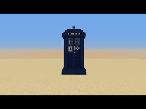 Doctor Who Theme Song | Minecraft Noteblocks!