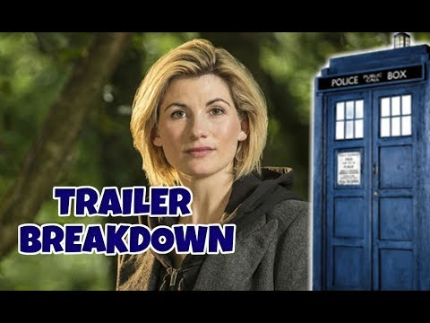 13th Doctor Reveal Trailer Breakdown!!!  Doctor Who Female Doctor Opinions