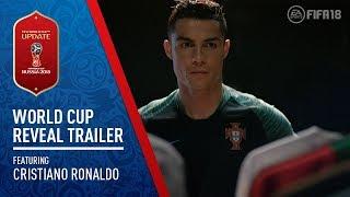 FIFA 18 | 2018 FIFA ワールドカップ 公式トレーラー feat. Cristiano Ronaldo