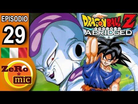 ZeroMic - Dragon Ball Z Abridged: Episodio 29 [ITA]
