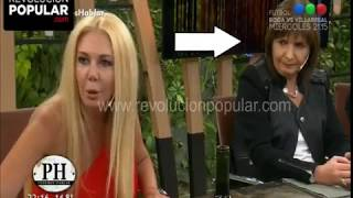 Mariana Nannis destrozó a Patricia Bullrich