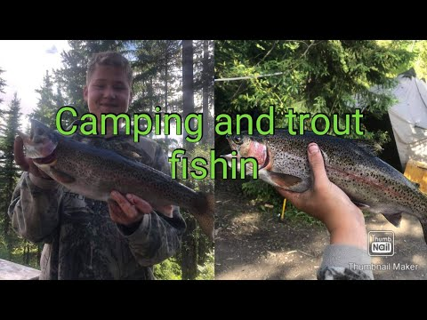 Crazy Awsome Stocked Trout Action Fly Fishing And Spinning