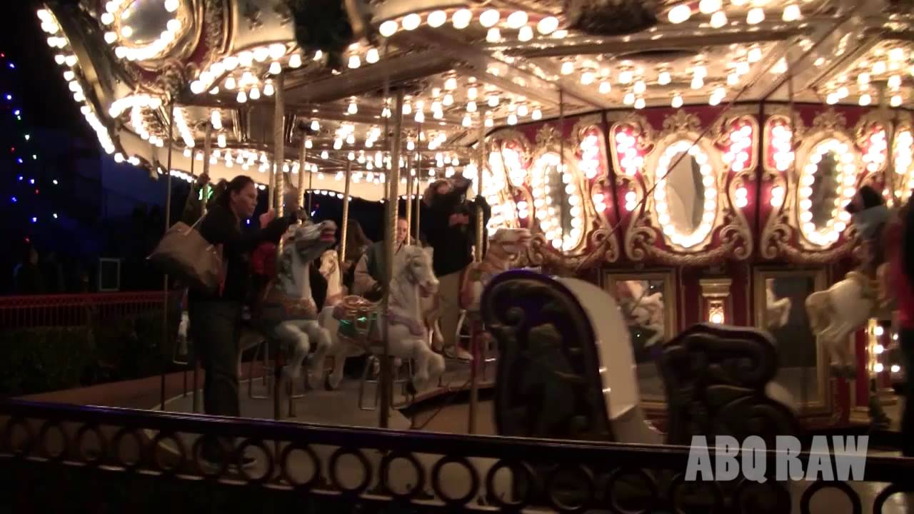 Cliff's Amusement Park Magical Christmas in Albuquerque - ABQ RAW ...