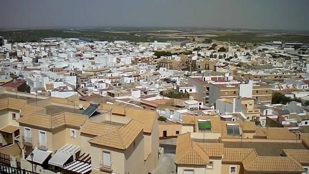 Moron De La Frontera Sevilla Desde La Pena