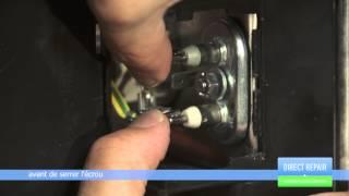 Remplacer l'élément chauffant - ou la résistance - dans un lave-vaisselle