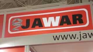 JAWAR prezentuje produkty na targach Budma