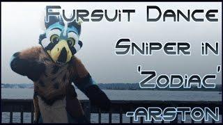 fursuit dance   sniper in zodiac by arston