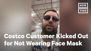Costco Customer Kicked Out for…