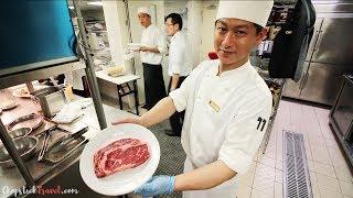 Wagyu Beef A5 Steak | CRAZY Buffet at Shangri la Tainan, Taiwan (2/2)