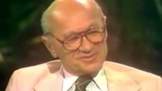 Milton Friedman Socjalizm vs Kapitalizm