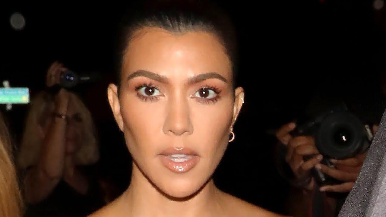 Kourtney Kardashian & Scott Disick Reunite After Younes Bendjima Break Up |  Hollywoodlife