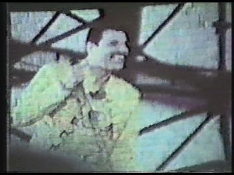 Queen - One Vision -  at Knebworth 19860809  Magic
