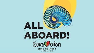 Eurovision 2018 - Who will win? My Top 10 Guesses