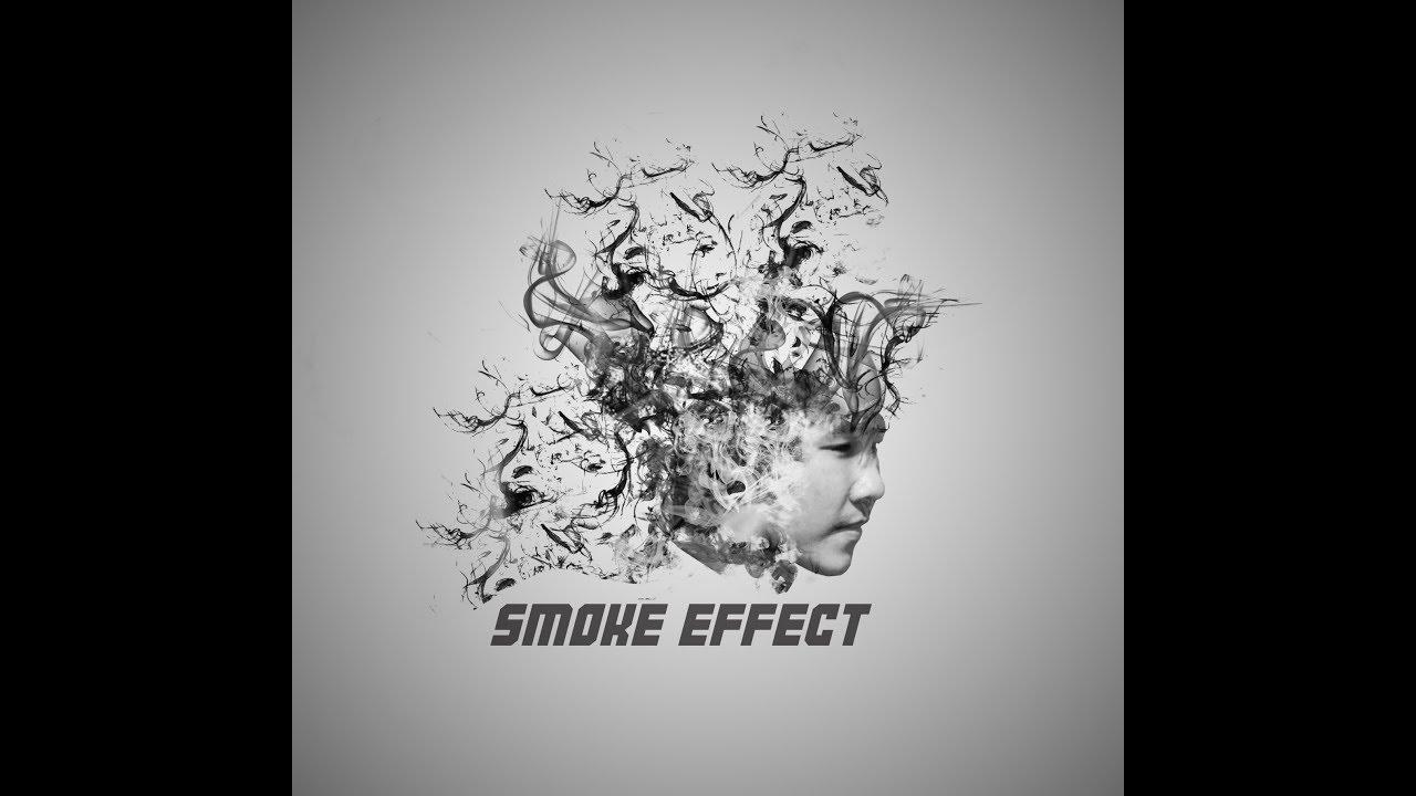 Các tạo một avatar, ảnh đại diện facebook độc bằng photoshop (smoke effect)