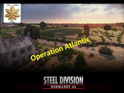 df9af8ae6 Steel DIv 44 - Operation Atlantic (upgraded video) - YouTube