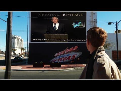 Dr. Ron Paul in Alongside Night