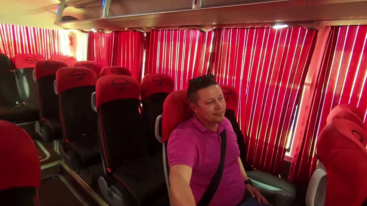 Заказ нового туристического автобуса на 50 мест Ютонг Youtong. Пассажирские перевозки.