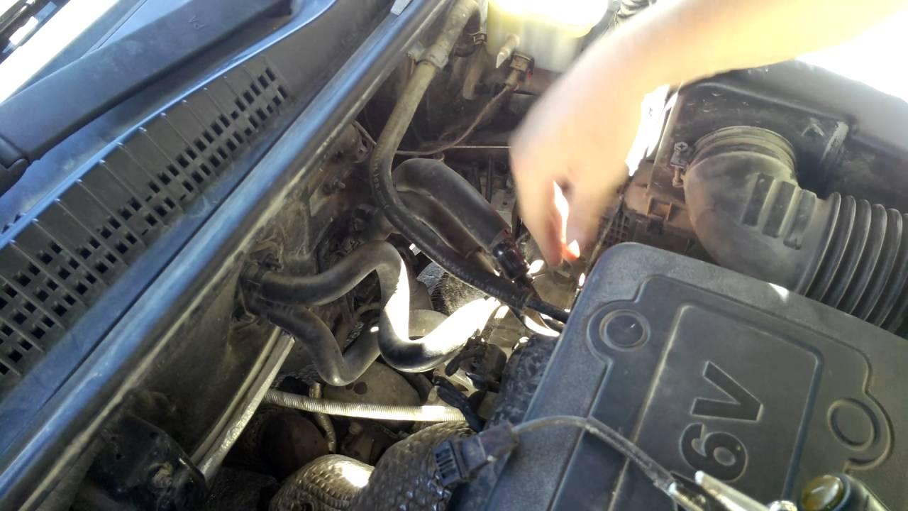 Replacing Crankshaft Positioning Sensor 2010 Hyundai