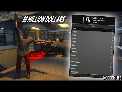 GTA V Modder Life #3 (Unknown Locations & More)