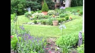 Flower Garden Design Plans