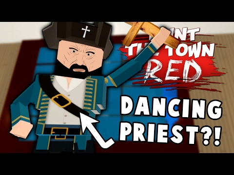 BLACKBEARD'S A PREACHER?! - Church, Hunger Games & More Workshop Creations - Paint The Town Red