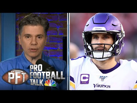 Kirk Cousins' comments on COVID-19 reflect players' mentality | Pro Football Talk | NBC Sports