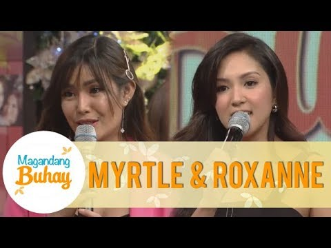 Magandang Buhay: #MBeREAL Swap - Myrtle and Roxanne | Part 1