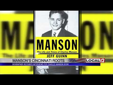 Charles Manson's Cincinnati roots: Biographer recounts interviews for book