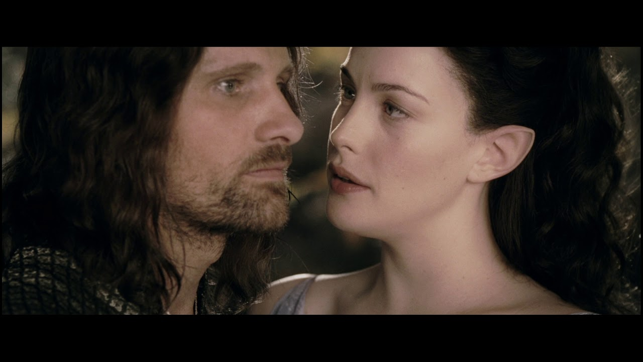Download LOTR The Two Towers - Go to sleep (Arwen and Aragorn)