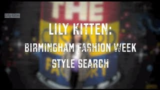 Lily Kitten: Birmingham Fashion Week Street Style Search Thumbnail