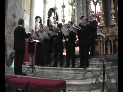 ave verum corpus mozart a cappella coro academicus direttore nikolay bogatzky