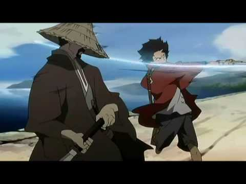 Samurai Champloo AMV: Gang Starr - Battle