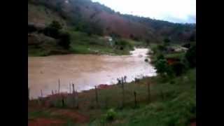 Dilúvio em Duas Barras,Ponto Dos Volantes- MG