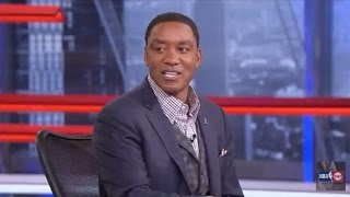 Players Only: Isiah Thomas Talks Defense | NBA on TNT