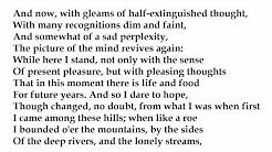 """Tintern Abbey"" by William Wordsworth (read by Tom O'Bedlam)"